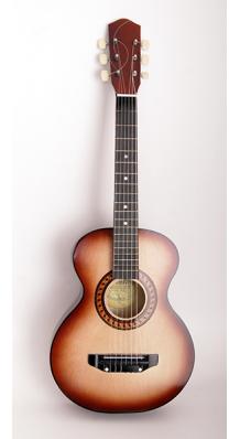 Фото Т.И.М 0C (Уменьшенная, акустическая гитара из березы)