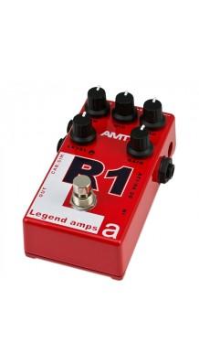 Фото AMT ELECTRONICS R-1 LEGEND AMPS (AMT Electronics R-1 Legend Amps, педаль эффектов, предусилитель.)