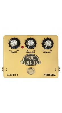 Фото YERASOV INSECT-BB-1 BEIGE BUG BOOSTER (Yerasov Insect-BB-1 Beige Bug Booster, педаль эффектов, бустер.)