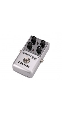 Фото NUX KOMP-CORE-DELUXE (NUX Komp-Core-Deluxe, педаль эффектов, компрессор.)