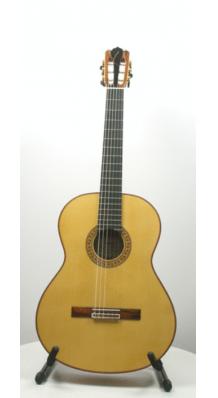 Фото ALHAMBRA 280 MENGUAL & MARGARIT SERIE NT (Классическая гитара, с футляром)