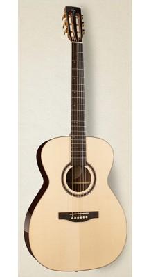 Фото SIMON & PATRICK 040483 SHOWCASE CH HG DLX TRIC (Концертная акустическая гитара с футляром)