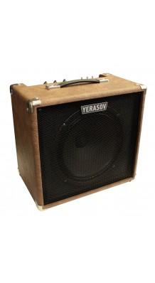 Фото YERASOV CLASSIC-45R (Комбоусилитель гитарный ламповый, 45Вт, коричневый)