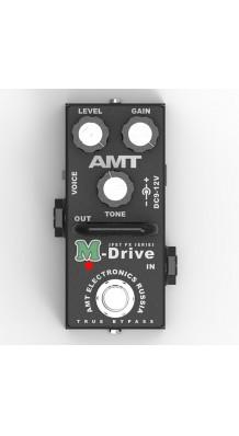 Фото AMT ELECTRONICS MD-2 M-DRIVE MINI (AMT ElectronicsMD-2 M-Drive mini, педаль эффектов, перегруз.)