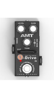 Фото AMT ELECTRONICS OD-2 O-DRIVE MINI (AMT Electronics OD-2 O-Drive mini, педаль эффектов, перегруз.)
