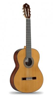 Фото ALHAMBRA 6.209 CLASSICAL CONSERVATORY 5P A (Классическая гитара 4/4)