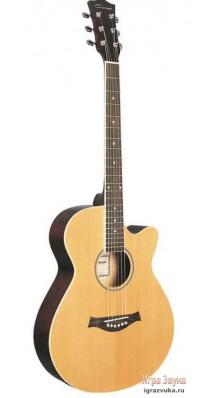 Фото CARAYA F521-N (Акустическая фолк-гитара, цвет натуральный)