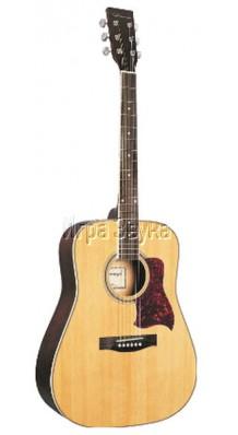 Фото CARAYA F640-N (Акустическая шестиструнная гитара с металлическими струнами)