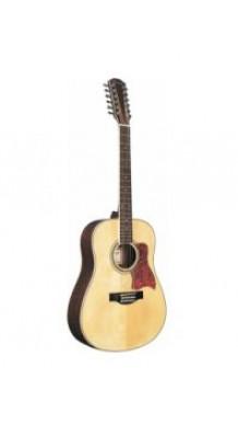 Фото CARAYA F64012-N (Акустическая 12-струнная гитара, цвет натуральный)