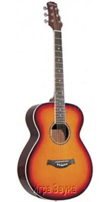 Фото CARAYA F562-BS (Акустическая гитара с вырезом)