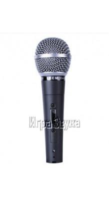 Фото LEEM DM-302 (Микрофон динамический для вокалистов проводной)
