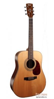 Фото CORT EARTH70-OP EARTH SERIES (Акустическая гитара, цвет натуральный)