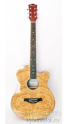 Фото CARAYA F565C (Акустическая гитара с вырезом)