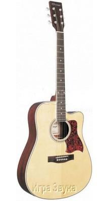 Фото CARAYA F660CNAT (Акустическая гитара 6-струнная с вырезом)