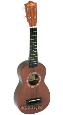 Фото HOHNER LANIKAI ULU11 (Гавайская гитара Укулеле-сопрано 4-струнная)
