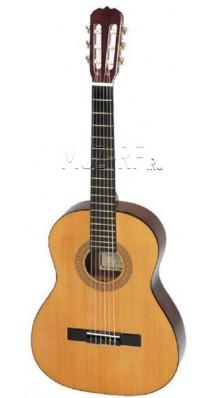 Фото HOHNER HC-13 (Размер 3/4 (уменьшенная классическая гитара))