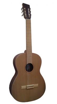 Фото STRUNAL 475-4/4 (Классическая гитара, верхняя дека массив кедра)