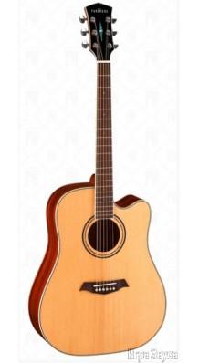Фото PARKWOOD S66 (Электро-акустическая гитара с вырезом, с чехлом)