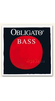 Фото PIRASTRO 441000 OBLIGATO SOLO (Струны для контрабаса (комплект))