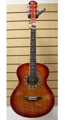 Фото RAMIZ RA-A04-CS (Акустическая гитара, интересная расцветка, отделка глянцевая)