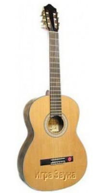 Фото STRUNAL 201-L-4/4 EKO (Классическая гитара с нейлоновыми струнами)