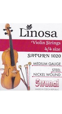 Фото STRUNAL 1020 4/4 SATURN LINOSA (Комплект струн для скрипки 4/4-3/4)