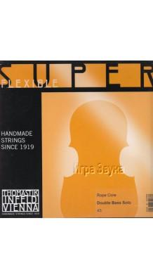 Фото THOMASTIK 43 SUPER FLEXIBLE (Струны для контрабаса размером 4/4)