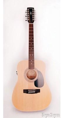 Фото PARKWOOD W81-12E-OP (Электро-акустическая гитара 12-струнная)