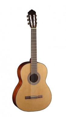 Фото CORT AC200-NAT CLASSIC SERIES (Глянцевая классическая гитара 4/4, массив ели)