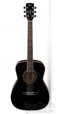 Фото CORT AD880-BK (Акустическая гитара)