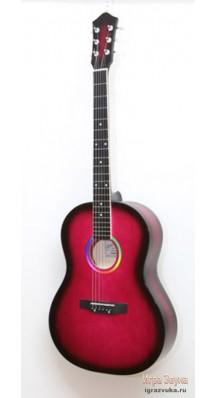 Фото АМИСТАР H-213-RD (Красная акустическая гитара)