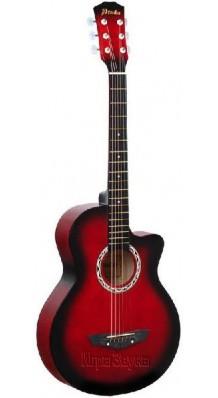 Фото PRADO HS3810 (Акустическая folk гитара с вырезом)