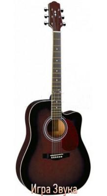 Фото NARANDA DG220CWRS (Акустическая гитара с вырезом)