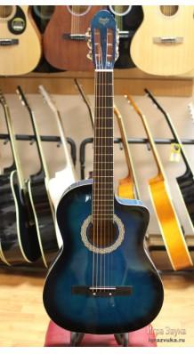 Фото BENDES C40 (Акустическая гитара с широким классическим грифом, металлическими струнами и анкером)