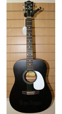 Фото CAROLS CFL41BK (Гитара акустическая в черно-белом цвете)