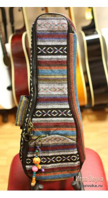 Фото IZ P-S1 UKULELE BAG (Чехол утепленный для сопрано укулеле)