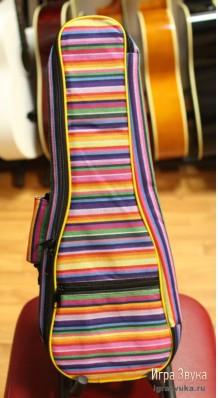 Фото IZ P-S2 UKULELE BAG (Чехол утепленный для сопрано укулеле)