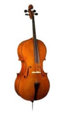 Фото STRUNAL 40/1C-1/2 (Чешская виолончель, размер 1/2)
