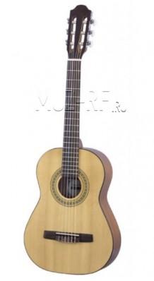 Фото HOHNER HC12 (Детская классическая гитара, размер 1/2)