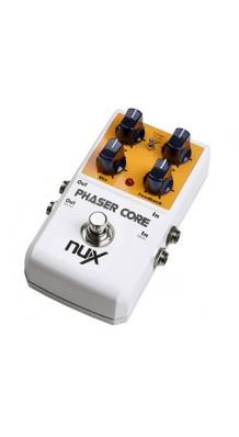 Фото NUX PHASER-CORE (Nux Phaser-Core, педаль эффектов, фэйзер.)