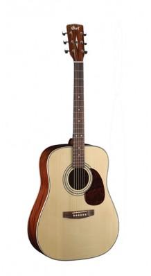 Фото CORT EARTH70-NT EARTH SERIES (Акустическая гитара, цвет натуральный глянцевый)