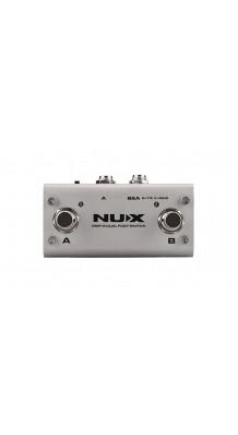 Фото NUX NMP-2 (Nux NMP-2, ножной переключатель, двойной.)