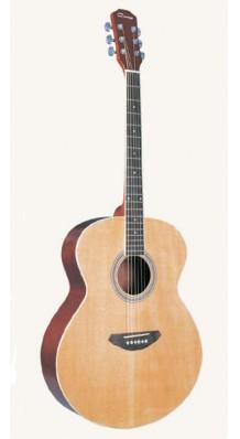 Фото CARAYA F666 (Джамбо акустическая гитара)