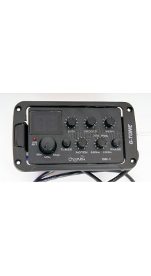 Фото CHERUB GB-1 (Гитарный звукосниматель с эквалайзером и тюнером)