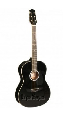 Фото BESTWOOD MCA101BK (Черная акустическая гитара)