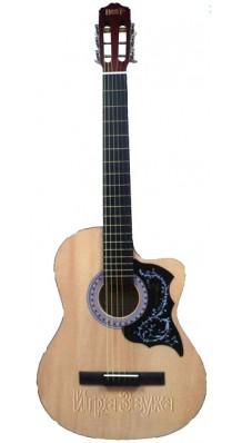 Фото BESTWOOD MCA101C-1-N (Гитара акустическая с широким классическим грифом)