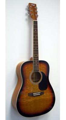 Фото HOMAGE LF-4110T-SB (Акустическая гитара шестиструнная гитара)
