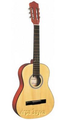 Фото CARAYA C-36NAT 3/4 (Классическая гитара 3/4 с нейлоновыми струнами, для начинающих)