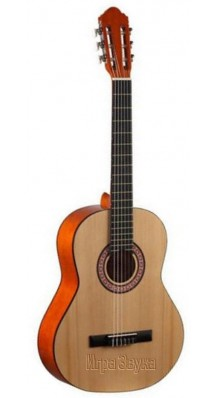 Фото HOMAGE LC3911M (Классическая 6-струнная гитара с металлическими струнами)
