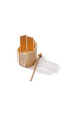 Фото SONOR CIRCLE EFFECT GCE (Круглая коробочка, круглый ксилофон, боливийский барабан)